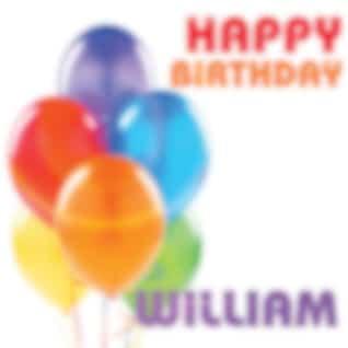 Happy Birthday William (Single)