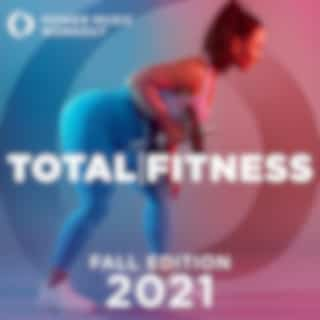 Total Fitness 2021 - Fall Edition (nonstop Workout Mix 132 BPM)