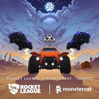 Rocket League x Monstercat - Legacy