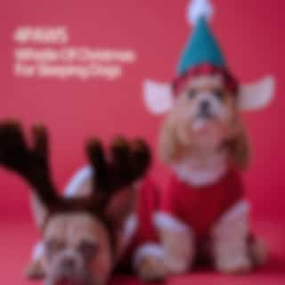 4Paws: Whistle Of Christmas For Sleeping Dogs