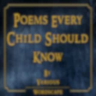 Poems Every Child Should Know (By Various)