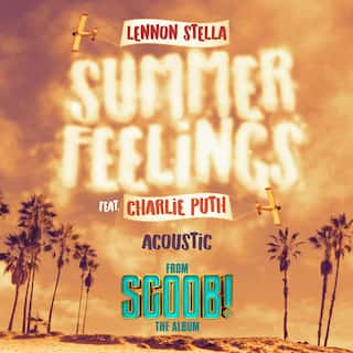 Summer Feelings (feat. Charlie Puth) [Acoustic]