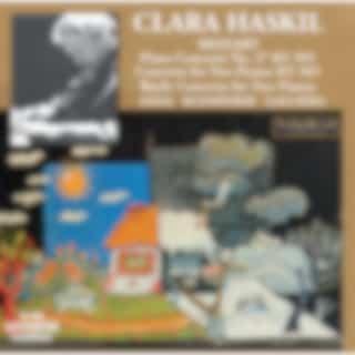 Clara Haskil Mozart and Bach