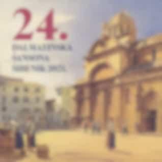 24. Dalmatinska Šansona Šibenik 2021.