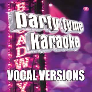 Party Tyme Karaoke - Show Tunes 11