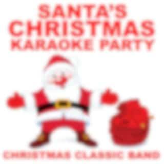 Santa's Christmas Karaoke Party