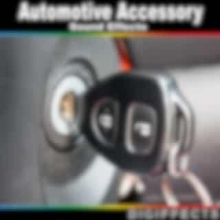Automotive Accessory Sound Effects