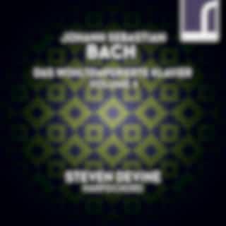 J.S. Bach: Das Wohltemperierte Klavier (The Well-Tempered Clavier), Volume 1