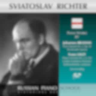 Brahms & Liszt: Works (Live)