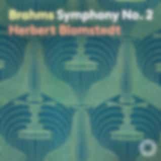 Brahms: Symphony No. 2 & Academic Festival Overture (Live)