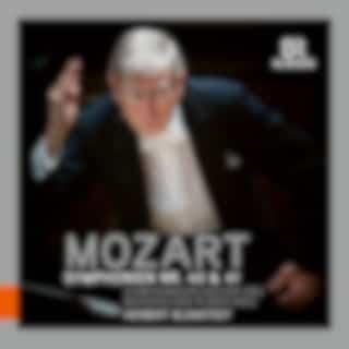 Mozart : Symphonies Nos. 40 & 41