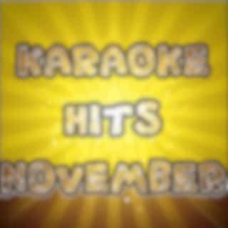 Karaoke Hits November
