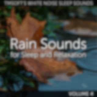 Rain Sounds for Sleep and Relaxation Volume 4