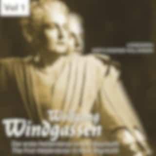 Der erste Heldentenor in Neu-Bayreuth - Wolfgang Windgassen, Vol. 1