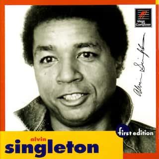 Alvin Singleton: After Fallen Crumbs, Shadows & A Yellow Rose Petal