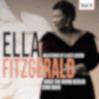 Milestones of a Jazz Legend Ella Fitzgerald sings the Song Book, Vol. 9