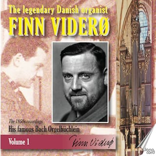 Finn Viderø - The legendary Danish Organist, Vol. 1