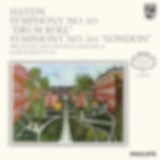 Haydn: Symphony No. 103 'Drum Roll'; Symphony No. 104 'London'; Webner: Preciosa Overture