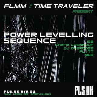 FLMM+Time Traveler present: Power Levelling Sequence