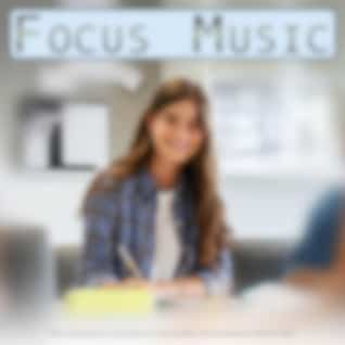 Focus Music: Piano Studying Music, Concentration and Reading Music, Relaxing Background Music for Work