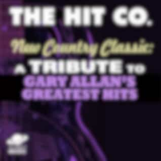New Country Classics: A Tribute to Gary Allan's Greatest Hits