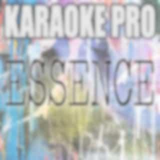 Essence (Originally Performed by Wizkid and Tems) (Karaoke)