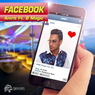 Facebook (feat. B Magic)