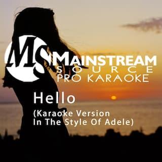 Hello (Karaoke Version In the Style of Adele)