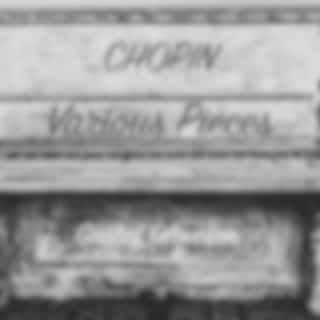 Chopin: Various Pieces