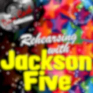 Rehearsing with Jackson Five - [The Dave Cash Collection]