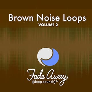 Brown Noise Loops, Vol. 2