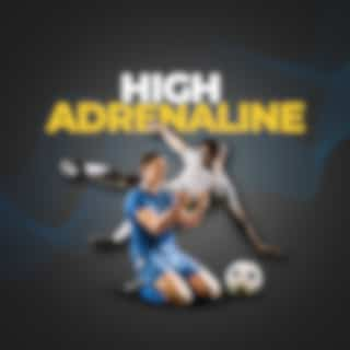 High Adrenaline – Workout Electronic Chill Vibes, Be Strong, Sport Music 2020