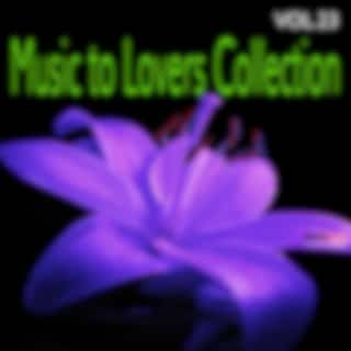 Music to Lovers Collection, Vol. 23