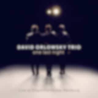 one last night (Live at Elbphilharmonie)
