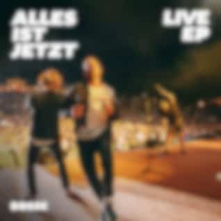 Alles ist jetzt Live EP