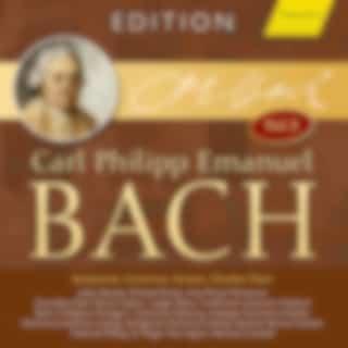C.P.E. Bach: Edition, Vol .3