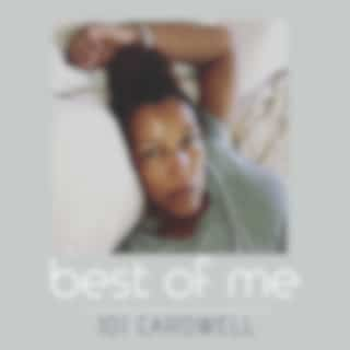 Joi Cardwell - Best of Me