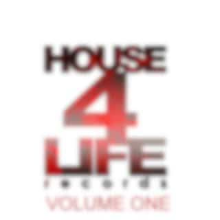 House for Life Records, Vol. 1