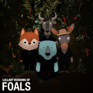 Lullaby Renditions of Foals