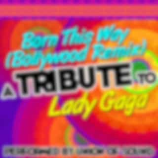 Born This Way (Bollywood Remix) [A Tribute to Lady Gaga] - Single