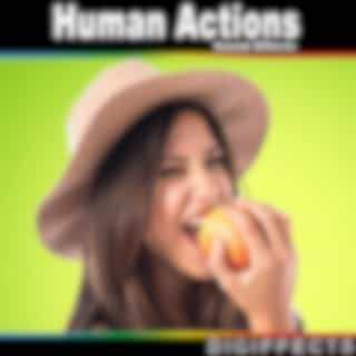Human Actions Sound Effects