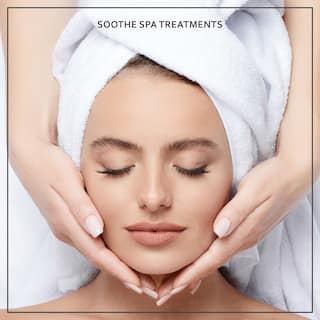 Soothe Spa Treatments – Collection of Tranquility Wellness Music, Relaxation, Massage Session, Lotus Flower, Comfort Zone