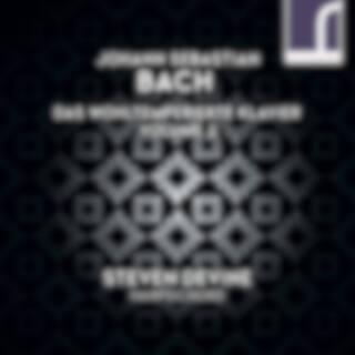 J.S. Bach: Das Wohltemperierte Klavier (The Well-Tempered Clavier), Volume 2