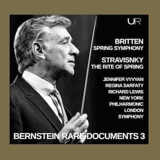 Bernstein conducts Stravinsky and Britten