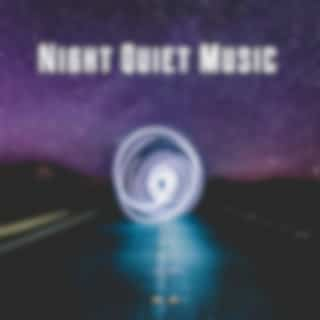 Night Quiet Music: Gentle Jazz Music for Bedtime Relaxation