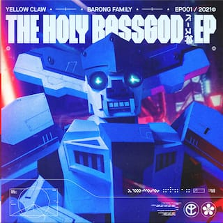 The Holy Bassgod EP