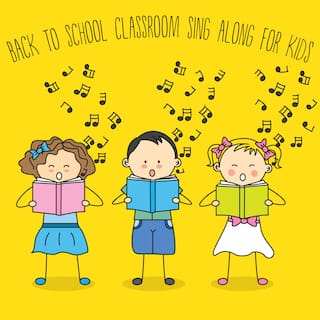 Back to School Classroom Sing Along for Kids