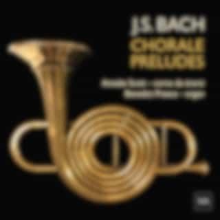 J.S. Bach Chorale Preludes: Arranged For Corno Da Tirarsi and Organ