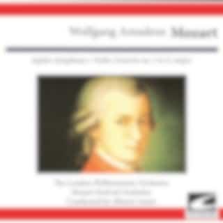 Wolfgang Amadeus Mozart: Jupiter Symphony - Violin Concerto No. 3 in G Major