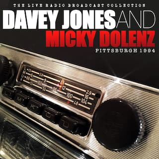 Davy Jones and Micky Dolenz - Pittsburgh August '94